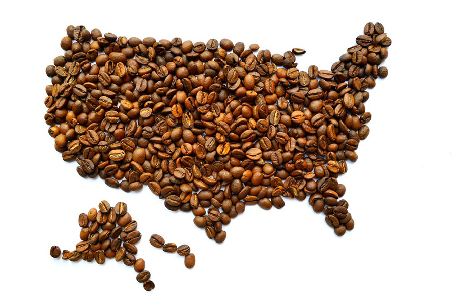, Cosmo Coffees: How America Became A Coffee Hot Spot, Saubio Making Wealth