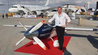 , Dubai Air Show: The man putting a jolt into electric air racing, Saubio Making Wealth