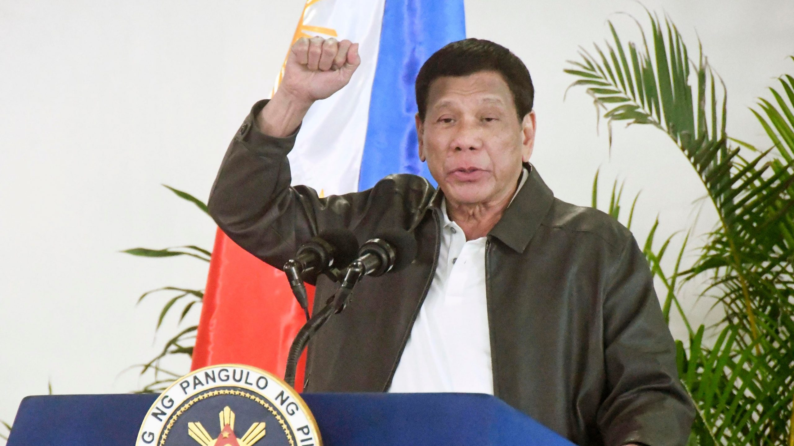 , Duterte Says He Wants People Arrested for Vaping Now, Saubio Making Wealth