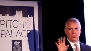 , Entrepreneurs back Prince Andrew's business scheme, Saubio Making Wealth