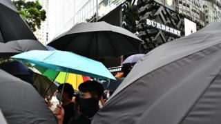 , Hong Kong protests hit Burberry and Cathay Pacific, Saubio Making Wealth