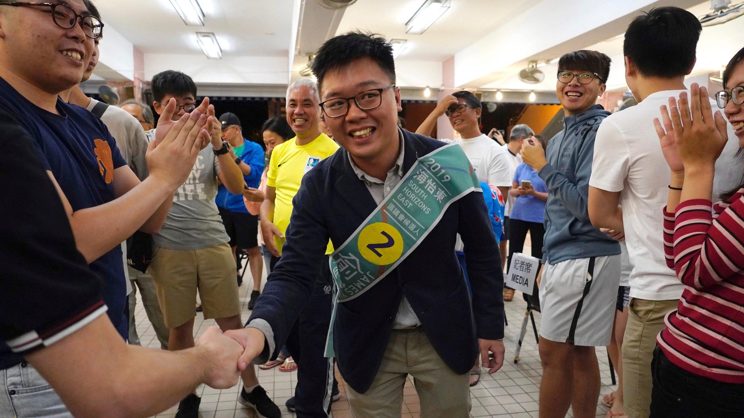 , Hong Kong's Pro-Democracy Movement Just Won a Landslide Victory, Saubio Making Wealth