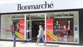 , Peacocks set to rescue Bonmarché from collapse, Saubio Making Wealth
