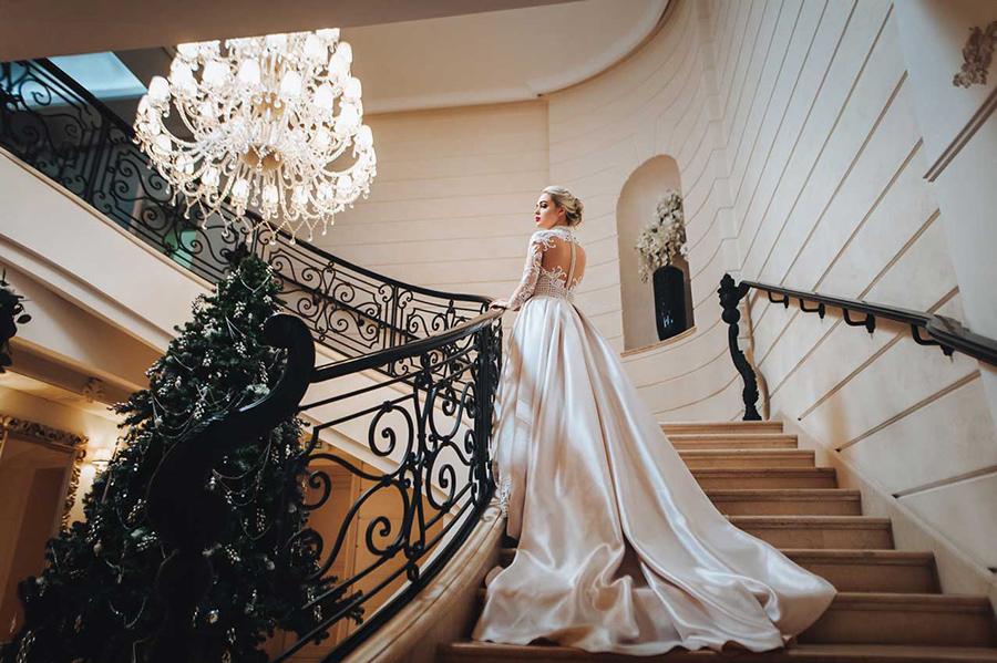 , The 11 Top Wedding Dress Trends for 2020, Saubio Making Wealth