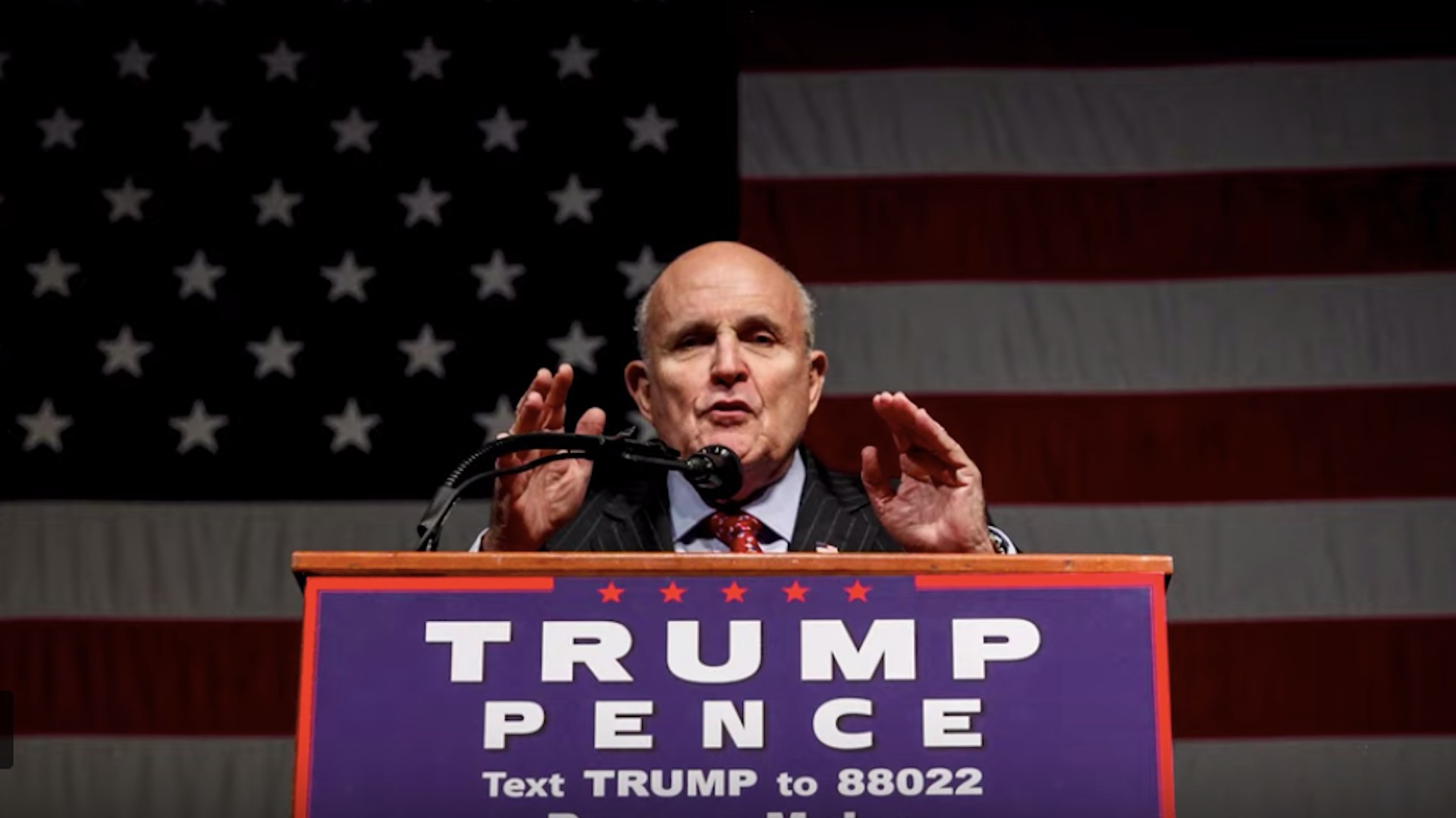 , This Is How Rudy Giuliani Went Off the Rails: Watch the First Episode of the Impeachment Show, Saubio Making Wealth