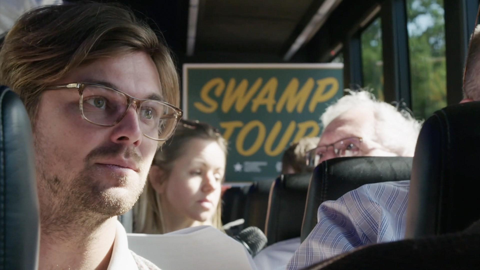 , We Went on a Bus Tour of Trump's D.C. Swamp, Saubio Making Wealth