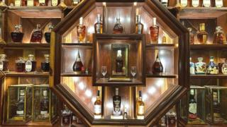 , World's most valuable whisky collection revealed, Saubio Making Wealth
