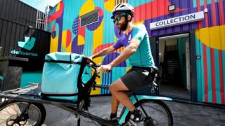 , Amazon told to answer Deliveroo deal concerns in five days, Saubio Making Wealth
