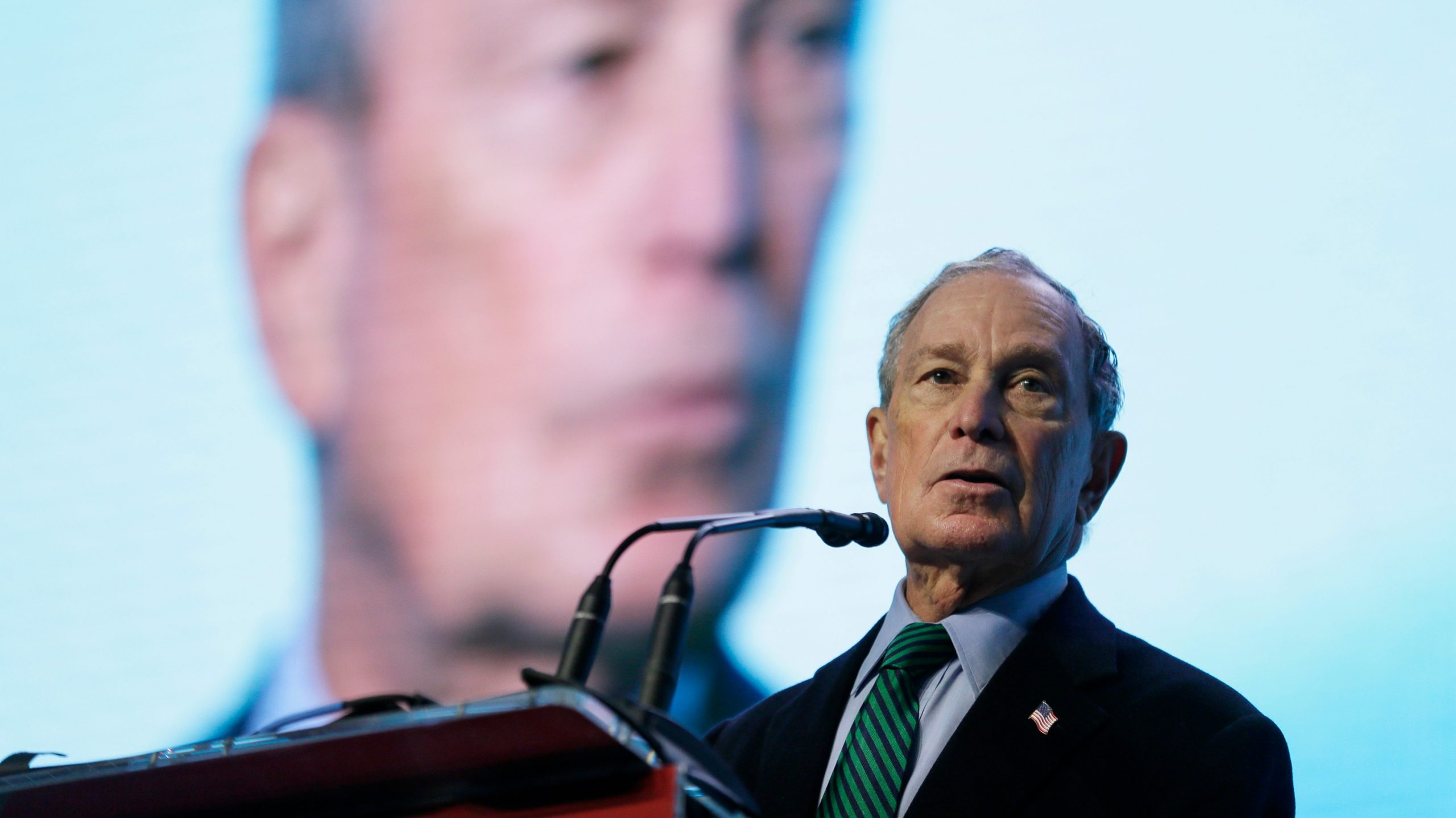 , Bloomberg Campaign Says It'll Cut Ties With a Company That Used Prison Labor, Saubio Making Wealth