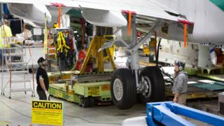, Boeing suppliers' shares hit by production pause, Saubio Making Wealth