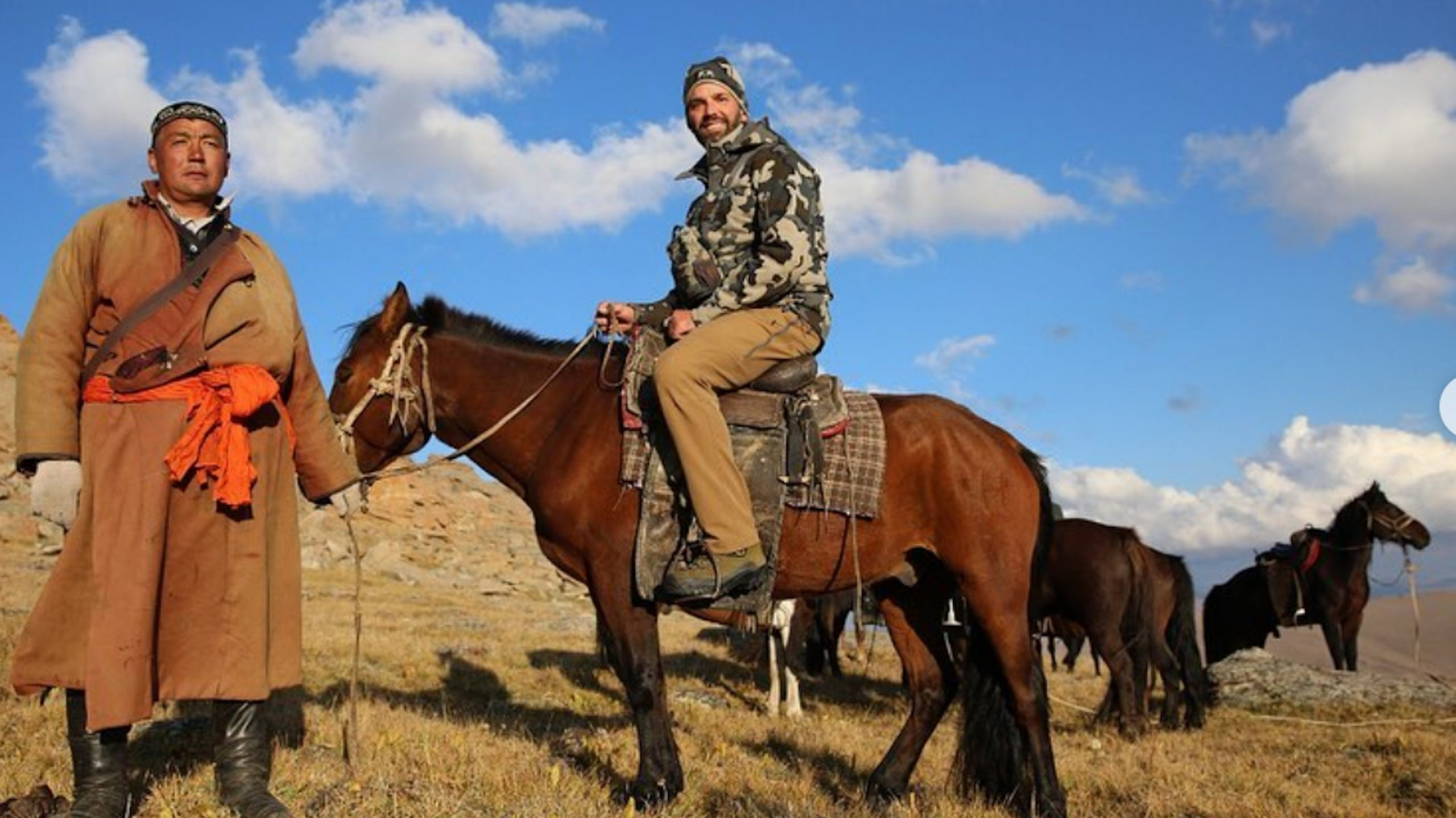 , Don Jr. Thought It Was a Good Idea to Kill a Treasured Sheep on His Mongolia Vacation, Saubio Making Wealth