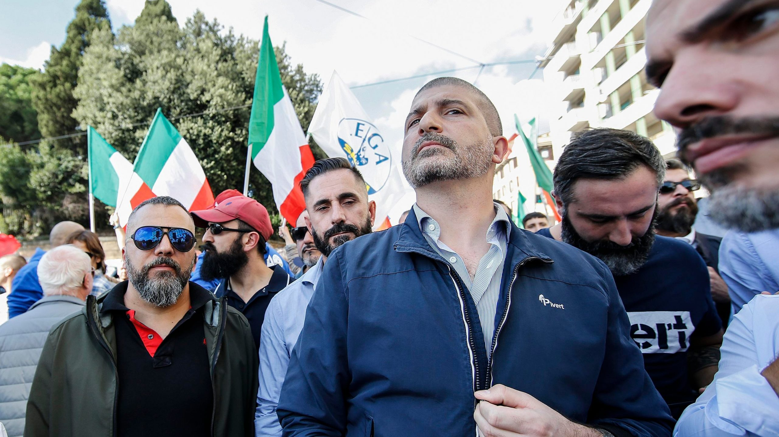 , Facebook Is Still Trying to Ban an Italian Far-Right Group that Idolizes Mussolini, Saubio Making Wealth