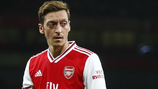 , Mesut Ozil: Arsenal-Manchester City game removed from schedules by China state TV, Saubio Making Wealth