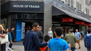 , More House of Fraser stores to close, warns Mike Ashley, Saubio Making Wealth