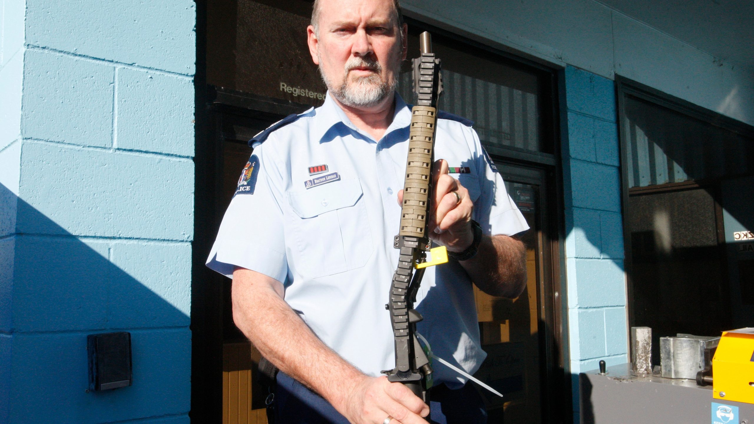 , New Zealand's Gun Buyback Might Not Have Gone So Well, Saubio Making Wealth