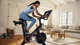 , Peloton exercise bike ad mocked as being 'sexist' and 'dystopian', Saubio Making Wealth