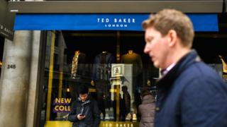, Ted Baker bosses resign as firm issues profit warning, Saubio Making Wealth