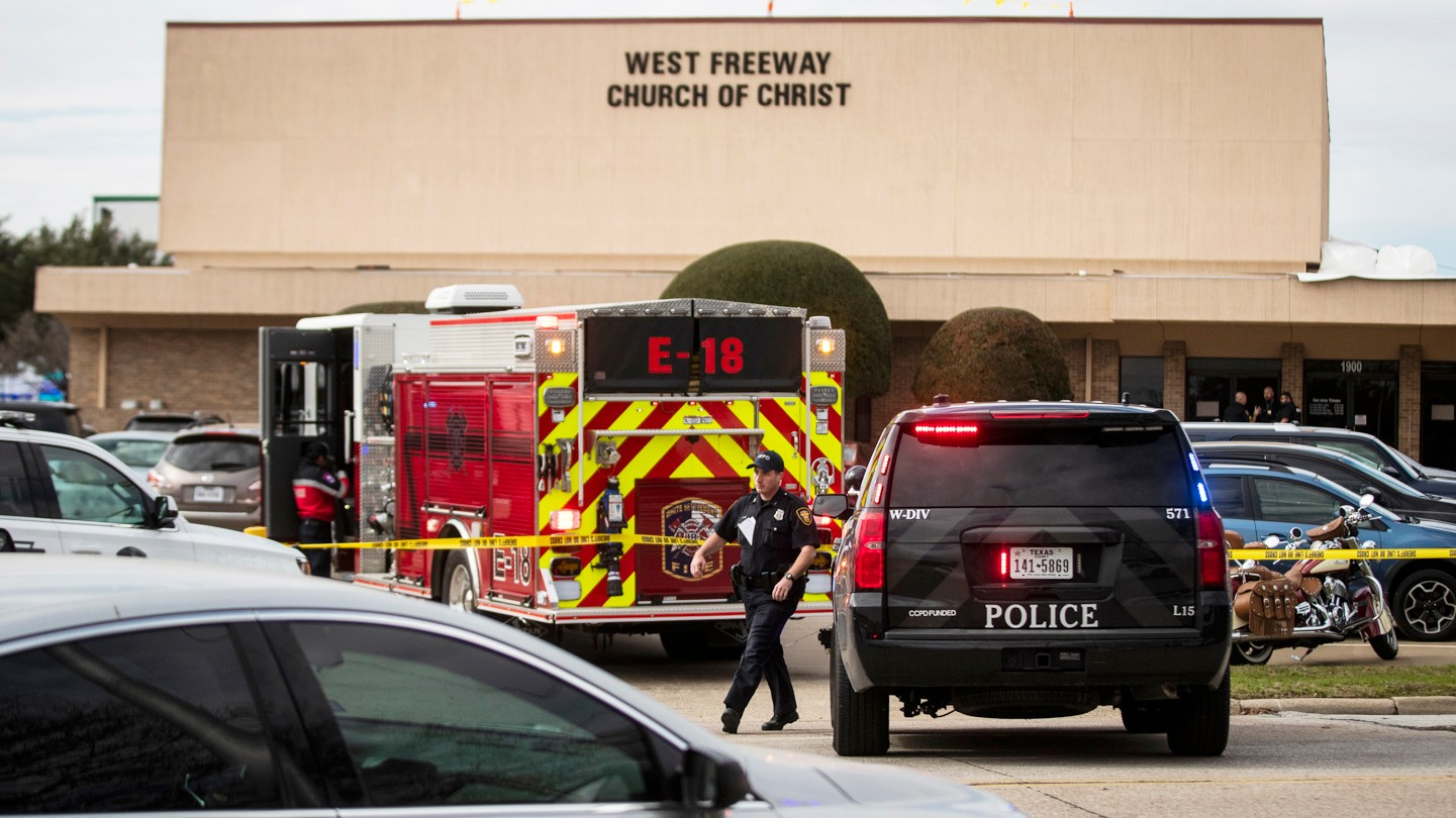 , 6 Seconds of Terror: Video Shows How the Texas Church Shooting Unfolded, Saubio Making Wealth
