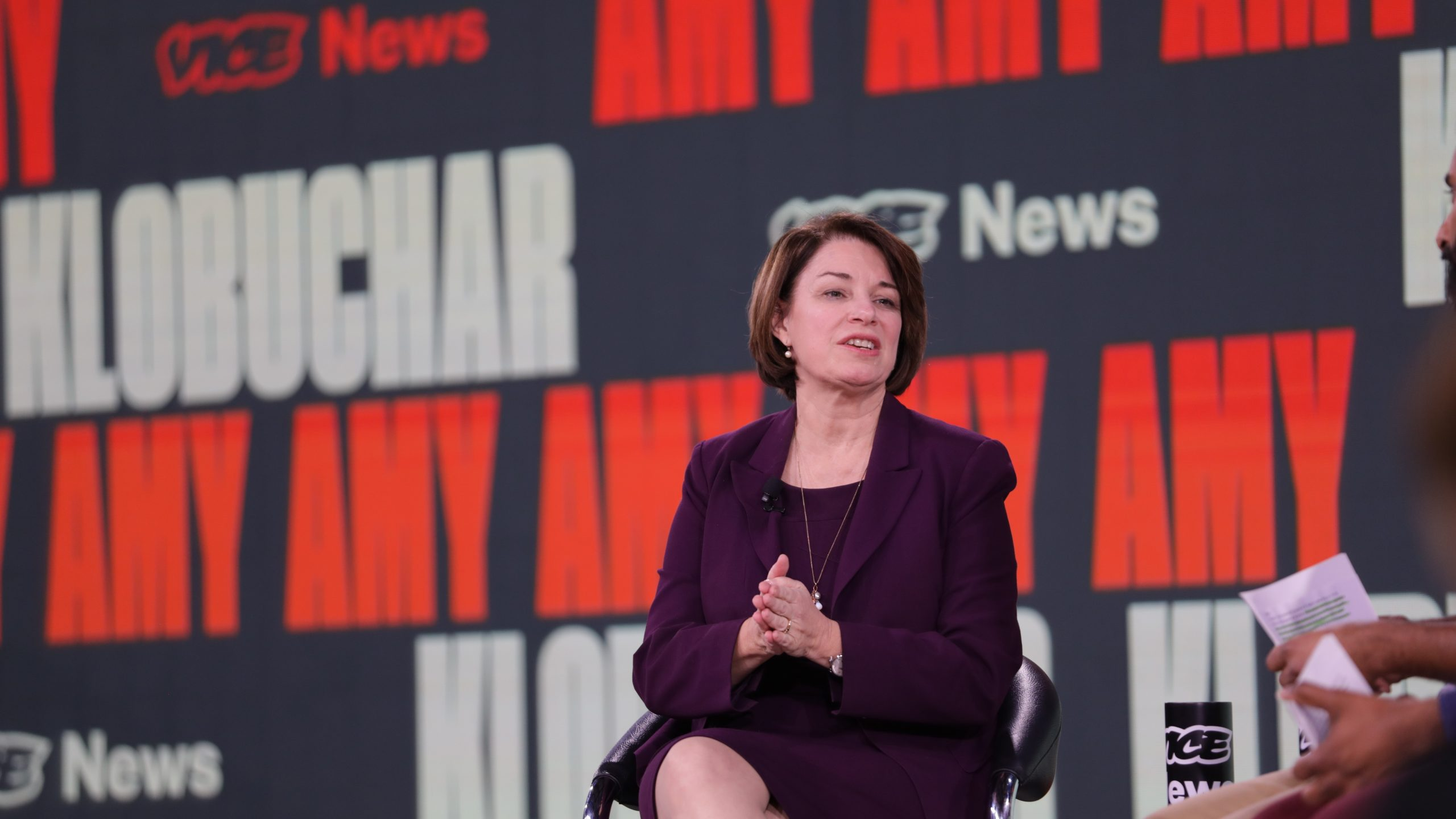 , Amy Klobuchar Was Asked If She Was the Kind of 'White Moderate' MLK Called a 'Stumbling Block' to Freedom. Here's How She Replied., Saubio Making Wealth