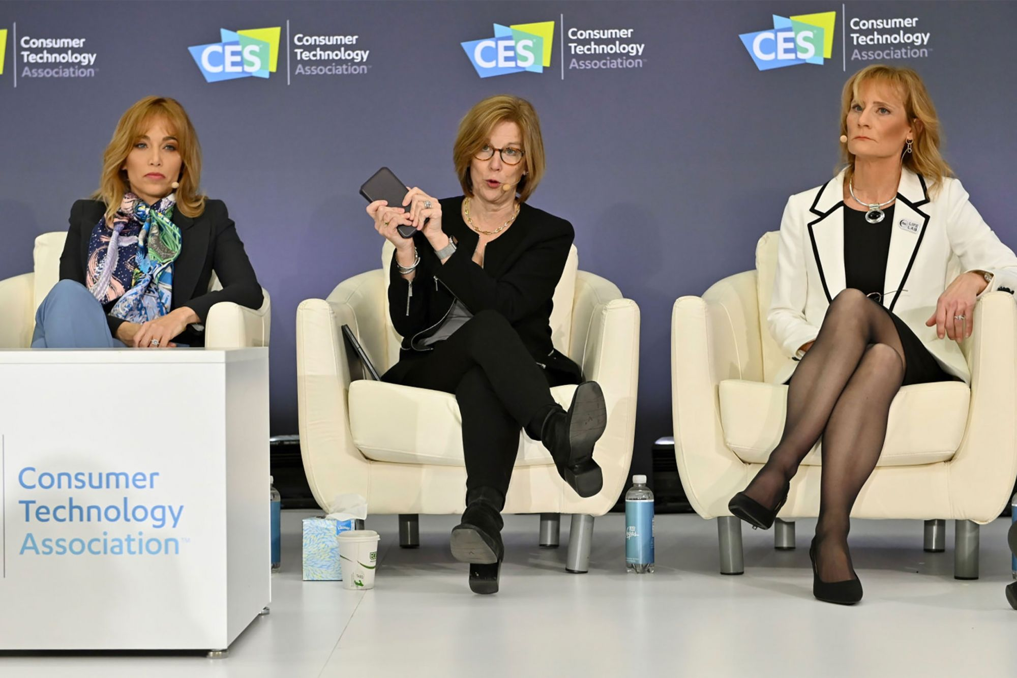 , Apple's Rare CES Appearance Was Another Privacy Pitch, Saubio Making Wealth