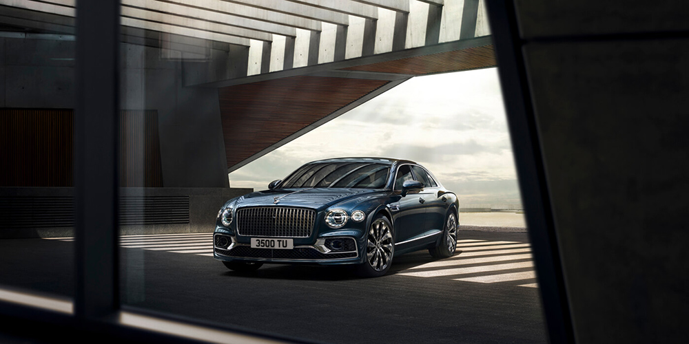 , Bentley Flying Spur sets the benchmark for Interior Refinement, Saubio Making Wealth