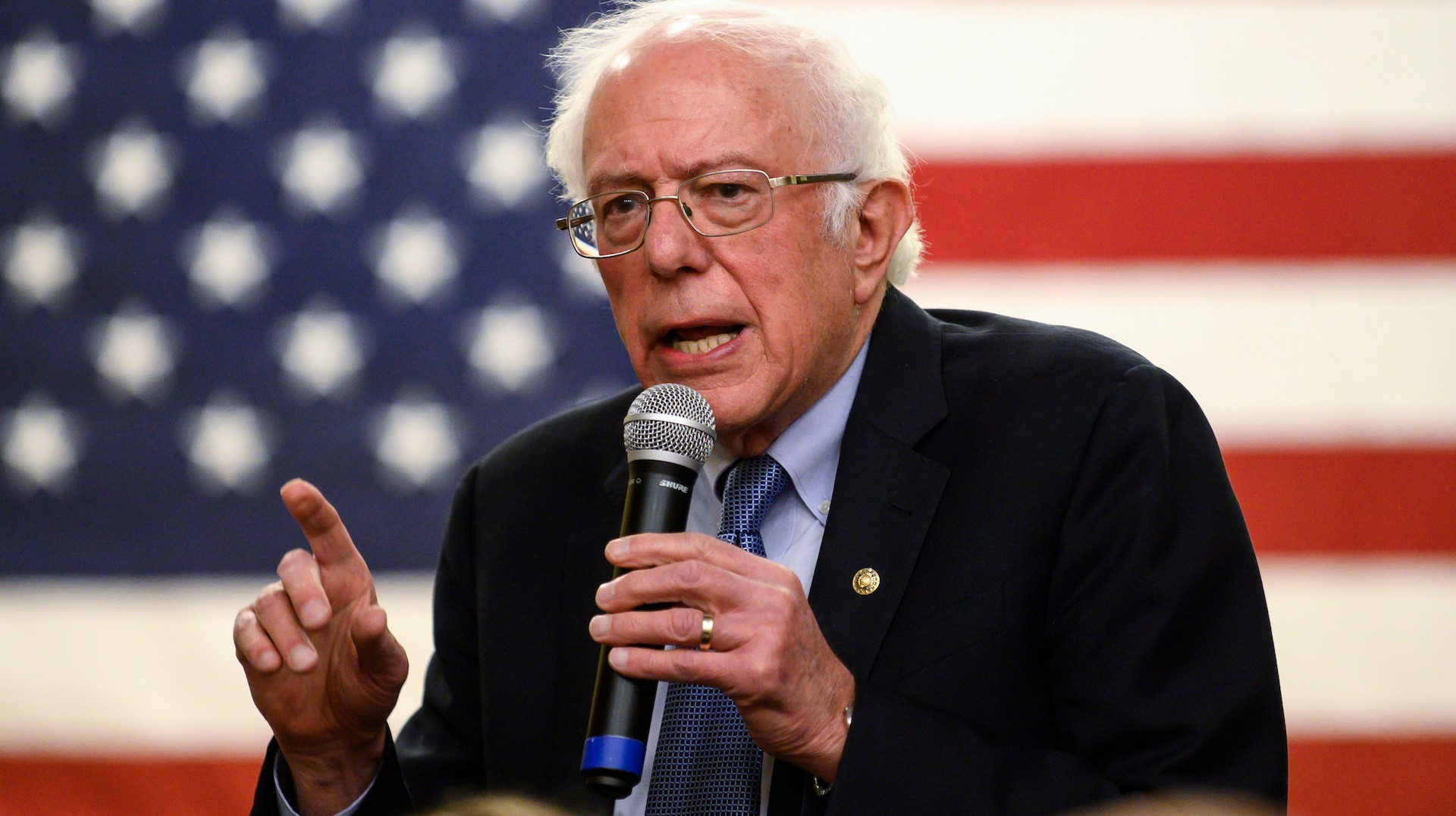 , Bernie Is Now Leading Iowa According to the Best Poll in the Game, Saubio Making Wealth