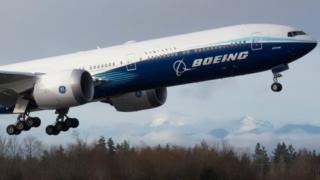 , Boeing 777X: World's largest twin-engine jet completes first flight, Saubio Making Wealth