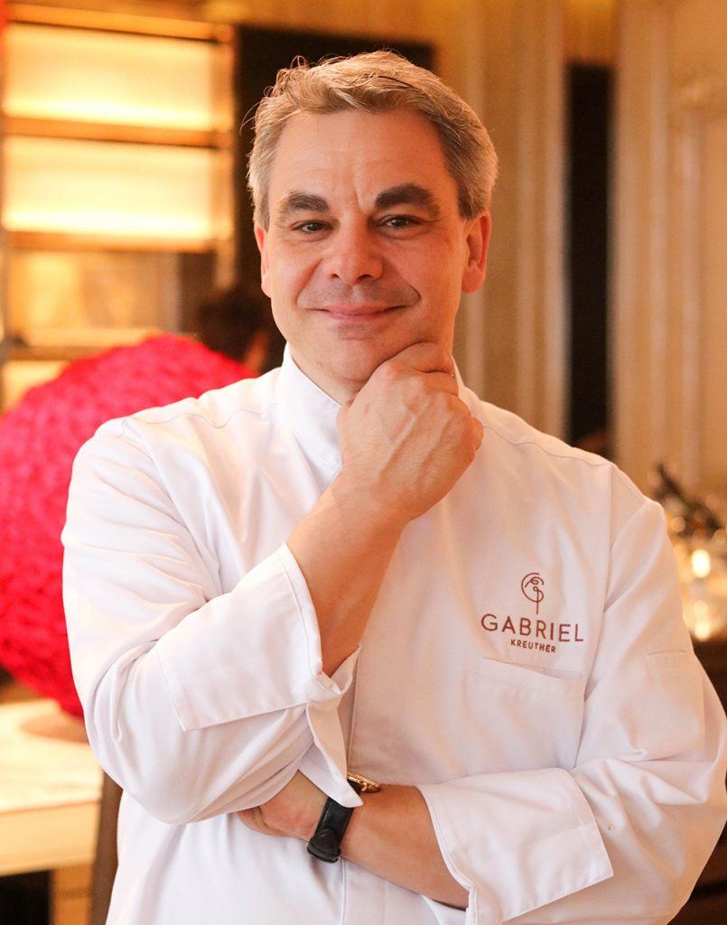 , Chef Gabriel Kreuther, Saubio Making Wealth