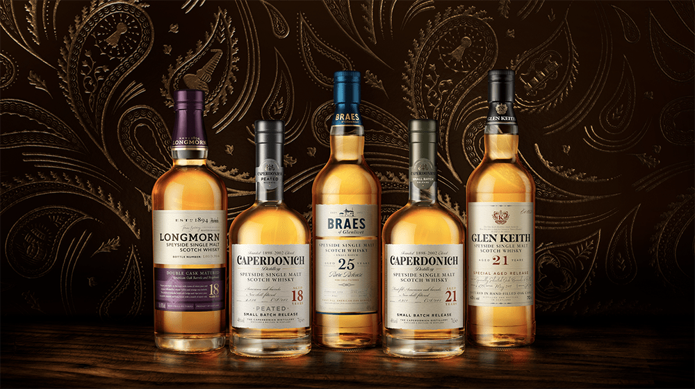 , Chivas Brothers unveils exclusive Speyside Whisky collection, Saubio Making Wealth