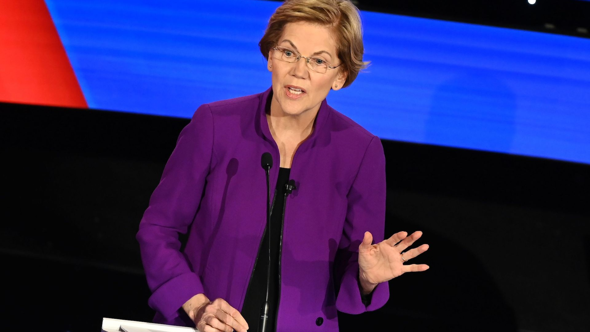 , Elizabeth Warren Just Reminded Bernie Sanders That Men Lose Elections Literally All the Time, Saubio Making Wealth
