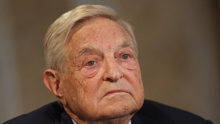 , George Soros takes aim at 'authoritarian' Presidents Xi and Trump, Saubio Making Wealth