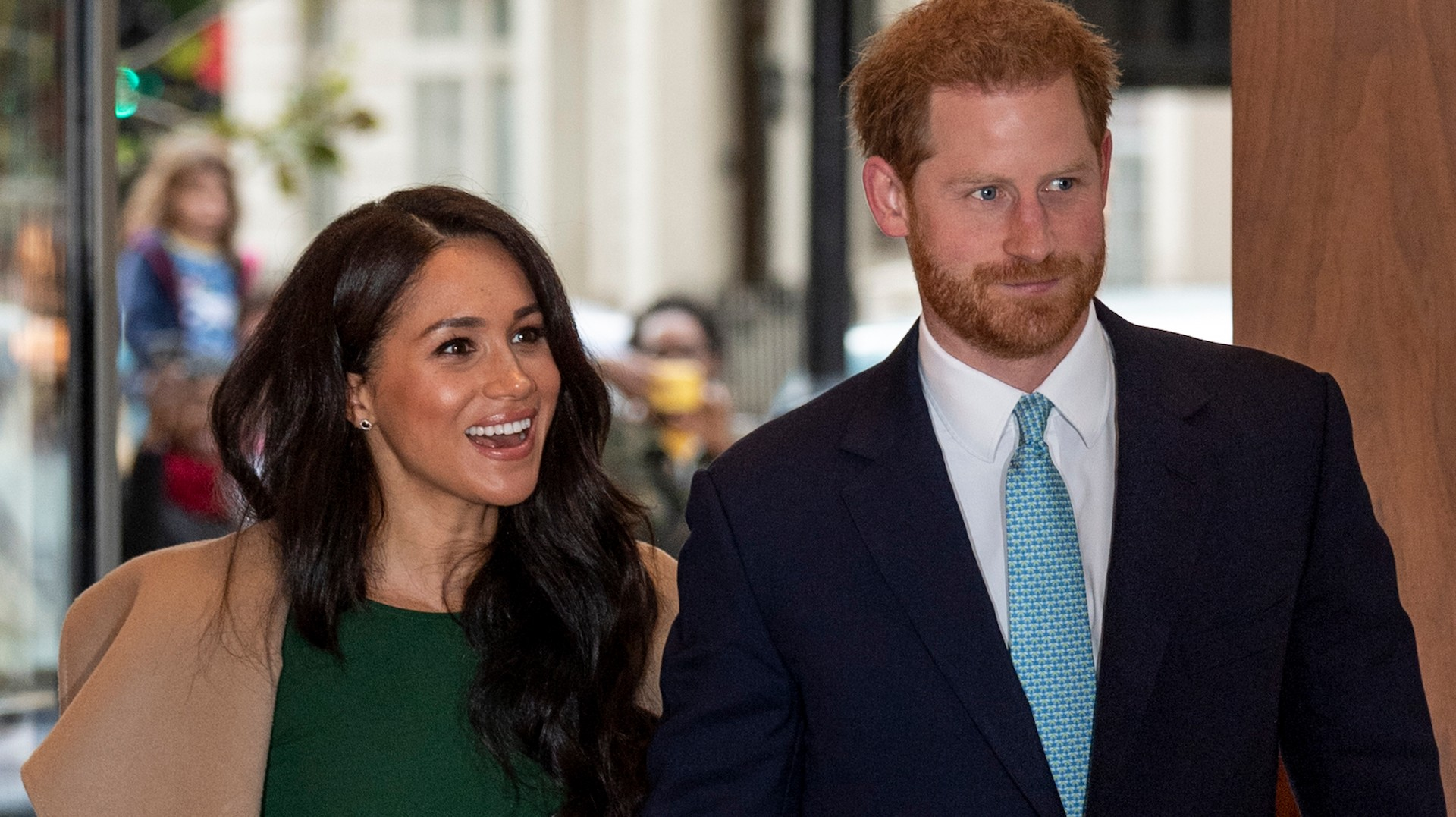 , Harry and Meghan Just Basically Quit the Royal Family, Saubio Making Wealth