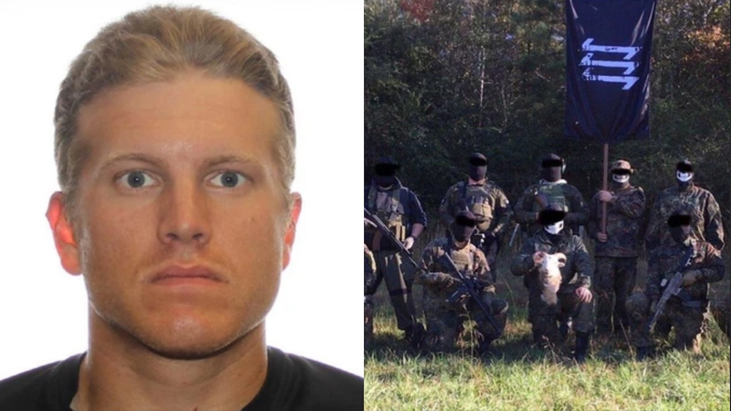 , 'I Need to Claim My First Victim': Alleged Neo-Nazis' Violent Plans for Virginia Rally Revealed, Saubio Making Wealth