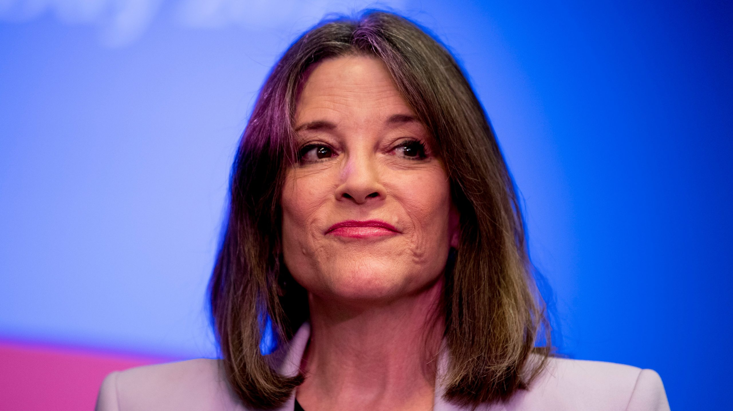 , Marianne Williamson Is Dropping Out of the 2020 Race, Saubio Making Wealth