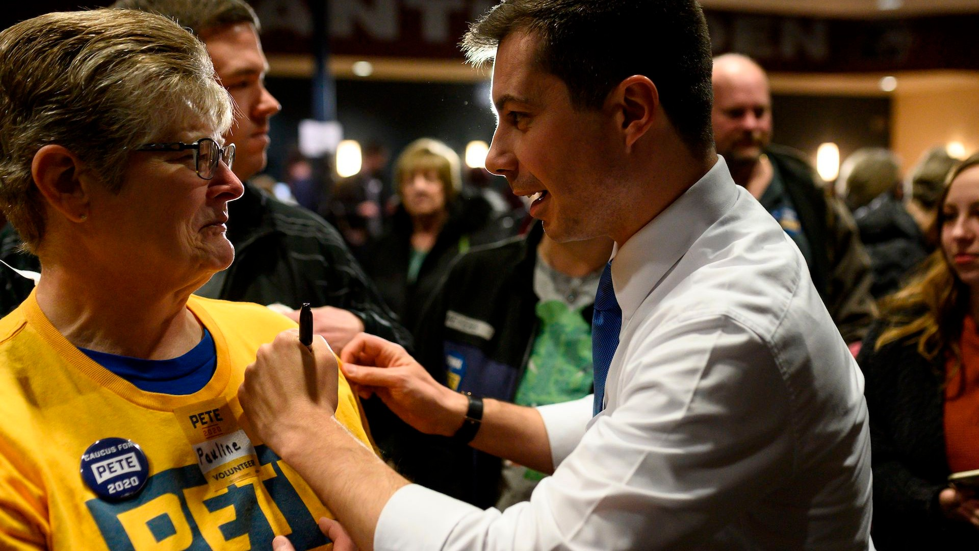 , Mayor Pete Thinks He Can Flip Trump Counties in Iowa, Saubio Making Wealth