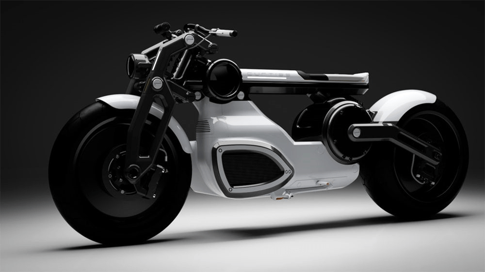 , New Curtiss Zeus Electric Bobber Motorcycle – High-End Luxury Motoring, Saubio Making Wealth