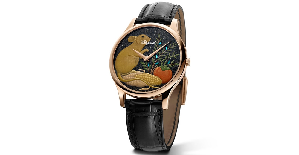 , These Luxury Timepieces are Celebrating The Year of The Rat, Saubio Making Wealth