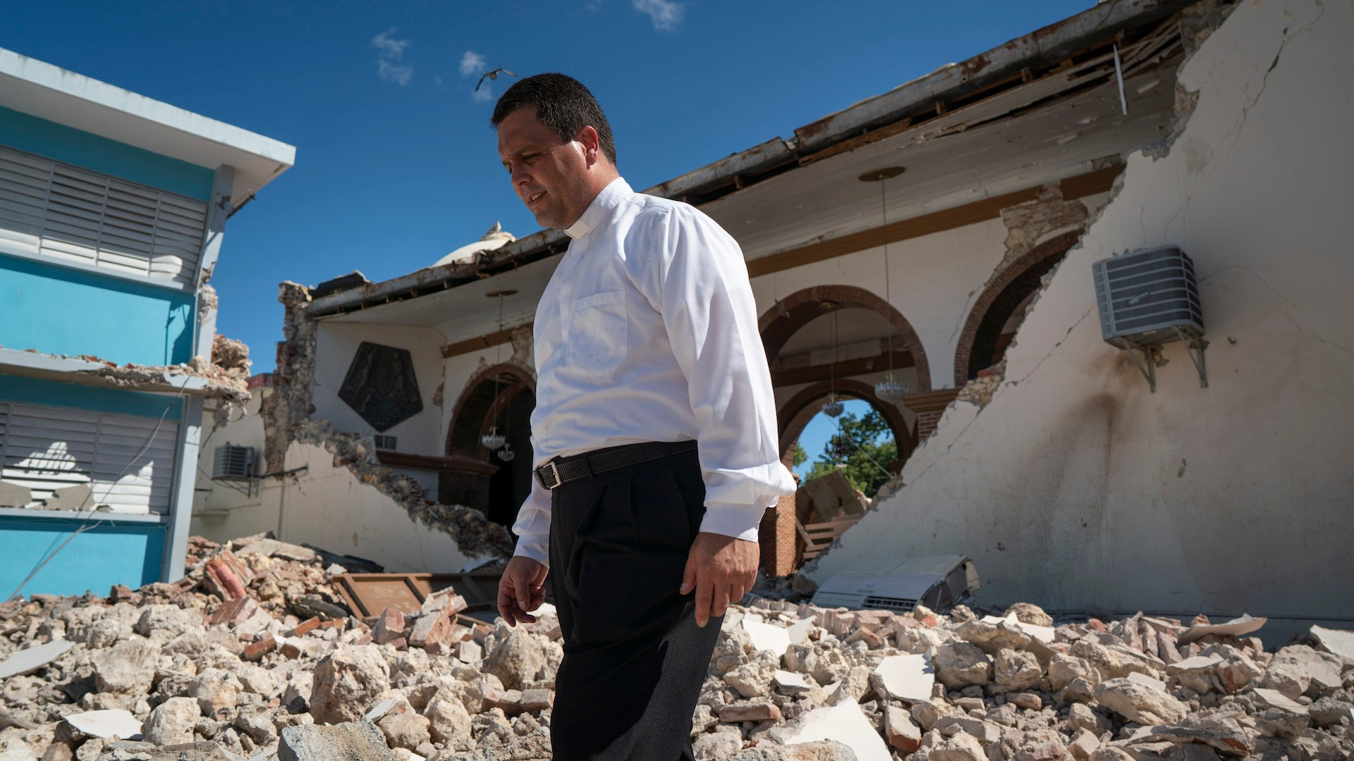 , This Is What Puerto Rico Looks Like After 2 Devastating Earthquakes, Saubio Making Wealth