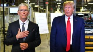, Trump launches fresh attack on Apple over privacy, Saubio Making Wealth