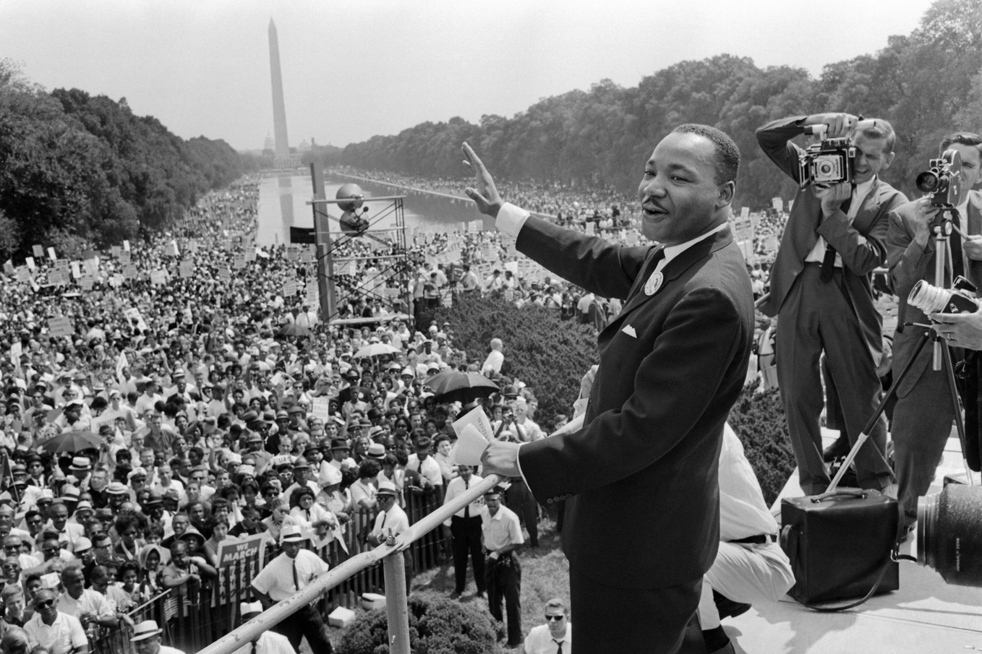 , What Communicators Can Learn From Martin Luther King, Jr.'s 'I Have a Dream' Speech, Saubio Making Wealth