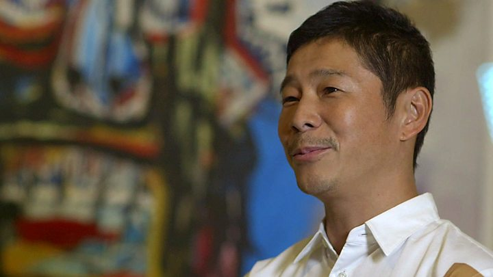 , Yusaku Maezawa: Japanese billionaire seeks 'life partner' for Moon voyage, Saubio Making Wealth