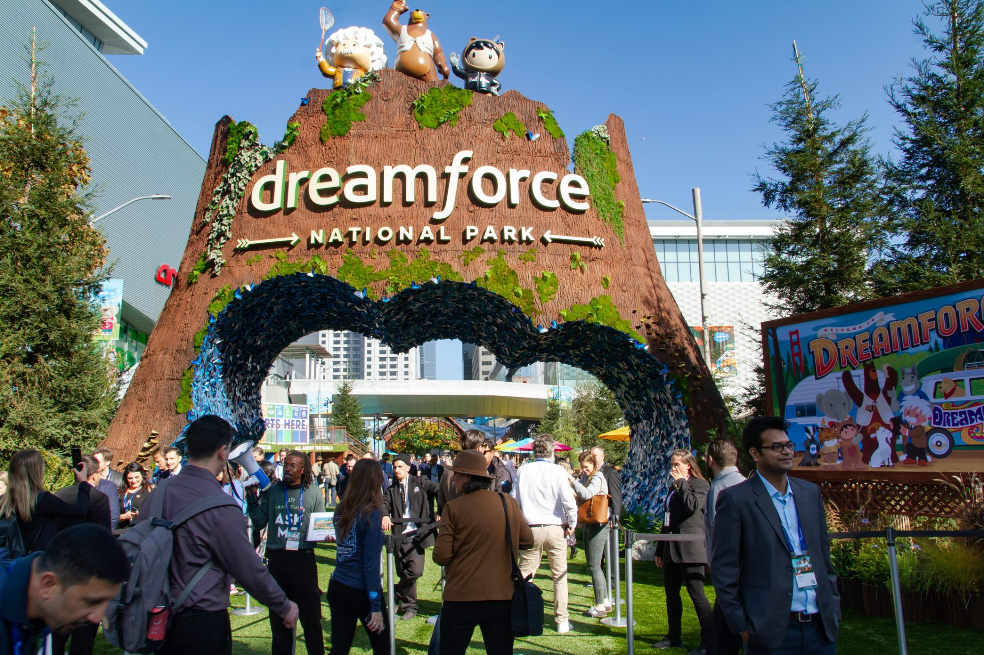 , 4 Key Enterprise Marketing and Sales Insights From Dreamforce, Saubio Making Wealth