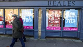 , Beales to close more than half of its stores, Saubio Making Wealth