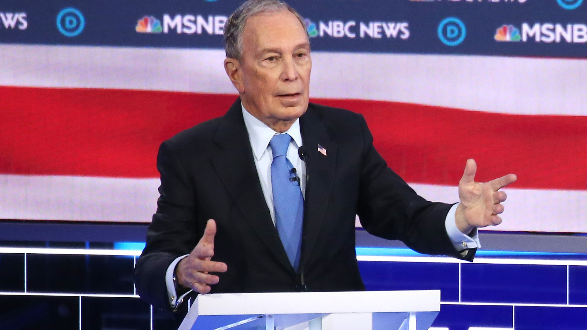 , Bloomberg's Answers on Sexual Harassment Were Pretty Stunning, Saubio Making Wealth