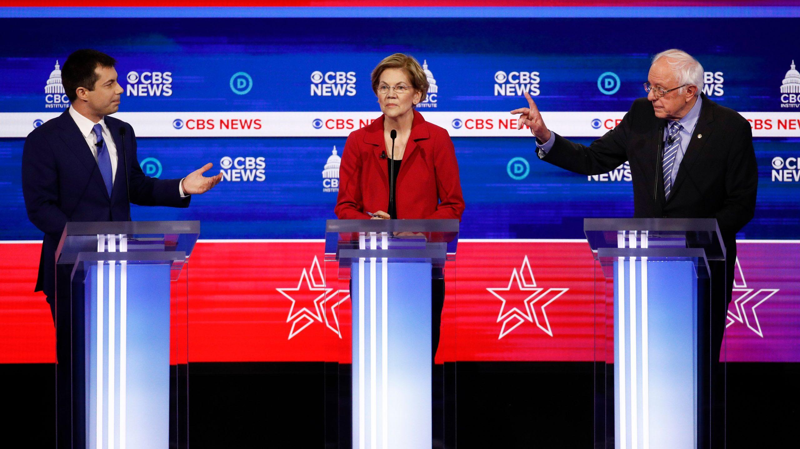 , Democrats Make One Last Big Pitch to Black Voters, Saubio Making Wealth
