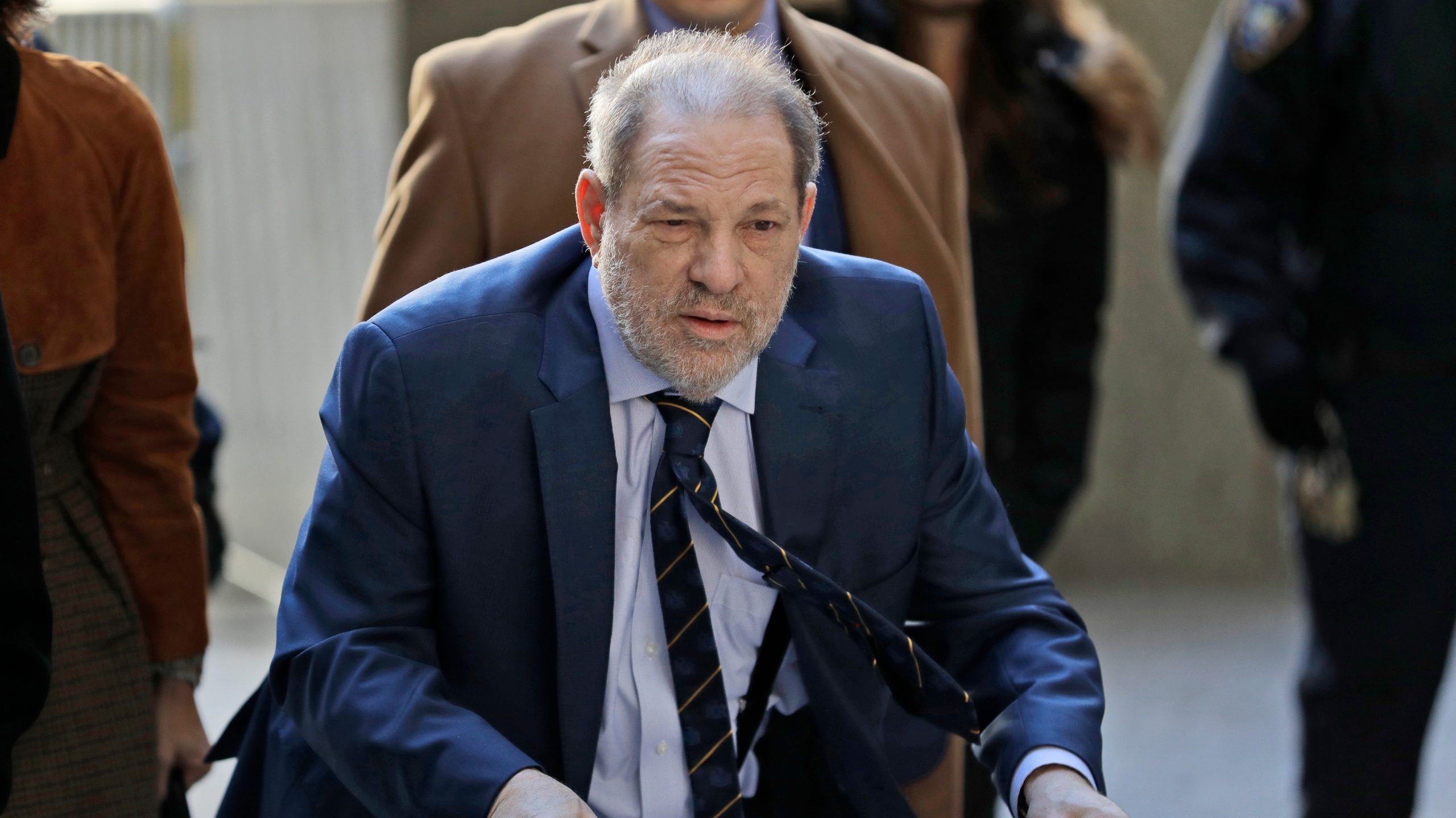 , Harvey Weinstein's Prosecutors Ended His Trial With a Simple Message: He's an 'Abusive Rapist', Saubio Making Wealth