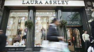 , Laura Ashley appeals for funding as sales fall 10%, Saubio Making Wealth
