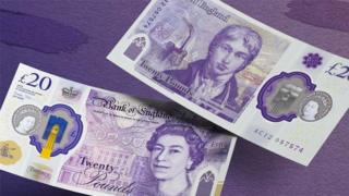 , New polymer £20 featuring painter Turner enters circulation, Saubio Making Wealth