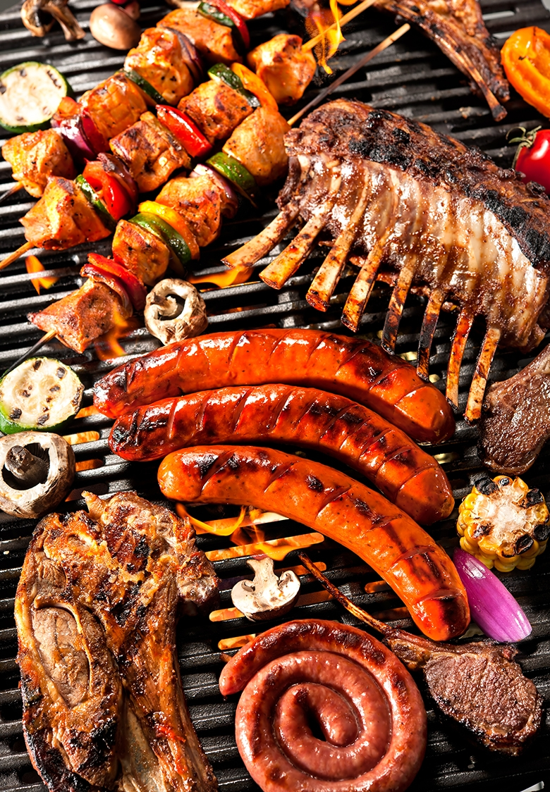 , Posh Barbecuing: Impress Your Guests, Saubio Making Wealth