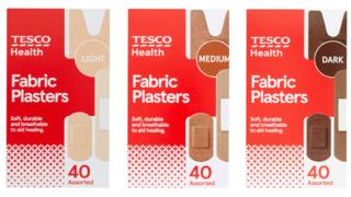 , Tesco to sell plasters in racially diverse skin tones, Saubio Making Wealth
